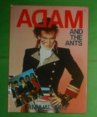 ADAM And The ANTS ANNUAL 1983 .  • 8.99£
