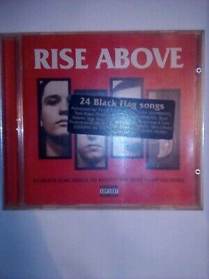 Henry Rollins + Various, Rise Above Cd • 15£