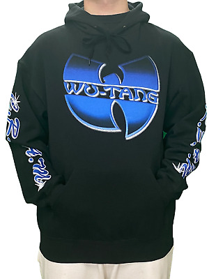 Wu Tang Clan Logo Hoodie Unisex Official Brand New Various Sizes • 39.99£