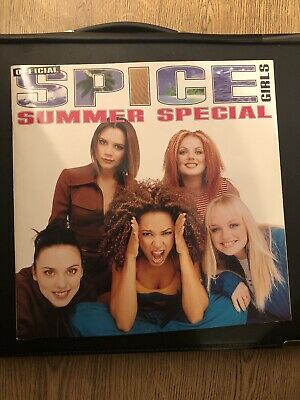 Spice Girls Rare Official Magazine Summer Special • 13£