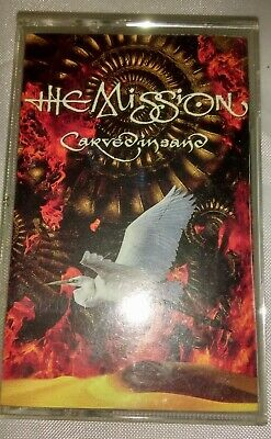 The Mission Album On Cassette   Condition Good     • 4£
