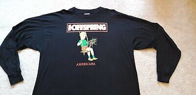 Offspring Americana T-Shirt Vintage XL Excellent Condition • 11.50£