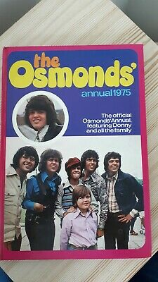 The Osmonds Annual 1975 • 2.99£