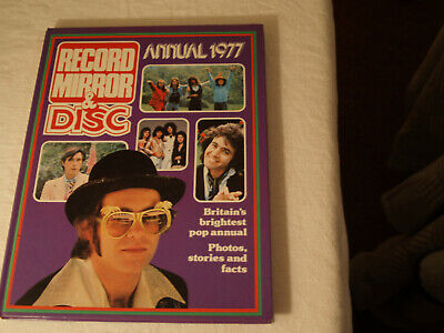 Record Mirror & Disc Annual 1977 • 5£