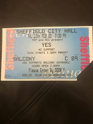 Yes Ticket • 5£