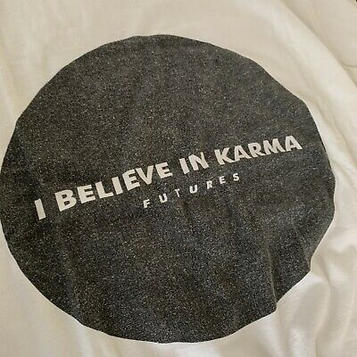 Vintage FUTURES T-Shirt Small (I Believe In Karma/Oh Wonder) • 10£