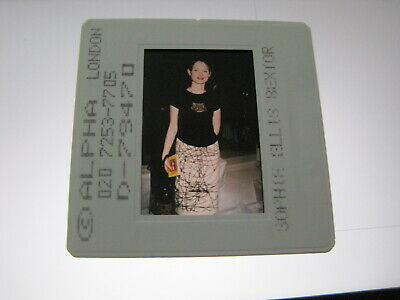 SOPHIE ELLIS BEXTOR  35mm Promo Press Photo Slide #21027 • 4.99£