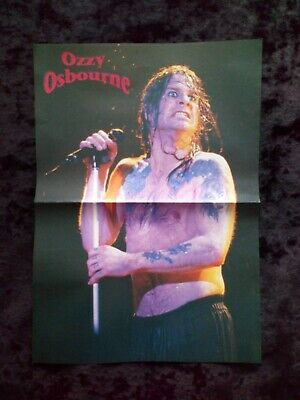 Ozzy Osbourne Posters & Pin Ups  • 5£