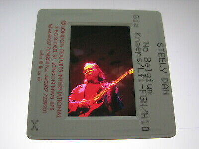 STEELY DAN  35mm Promo Press Photo Slide #17908 • 4.99£