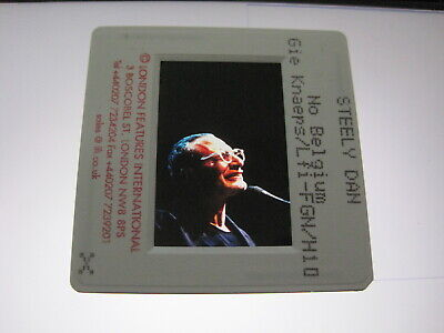 STEELY DAN  35mm Promo Press Photo Slide #17235 • 4.99£