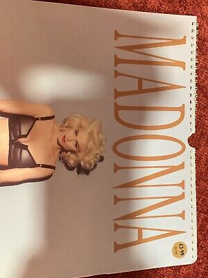Madonna Official Calendar 1992 By Danilo Promotions. In Very Good Condition. • 8.99£