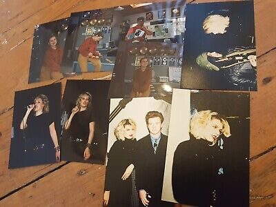 Kim Wilde Various Photos X 9  • 0.99£