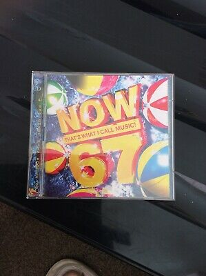 Now That What I Call Music 67 Cd • 7£