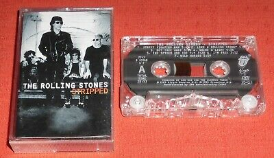 Rolling Stones - Cassette Tape - Stripped • 5.99£