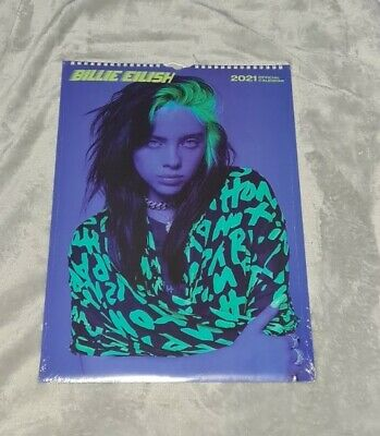 Billie Ellish Calendar 2021 • 13£