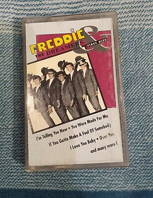 Freddie And The Dreamers First Hits Cassette  • 3.99£