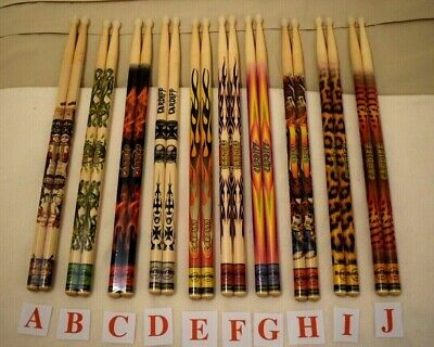 Hard Rock Cafe Cardiff (closed) Drum Sticks. New • 12.50£