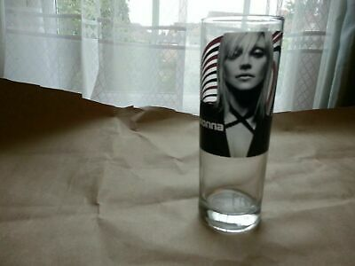 Madonna - Die Another Day (ORIGINAL PROMO ONLY DRINKS GLASS !! ) JAMES BOND 007 • 23.99£