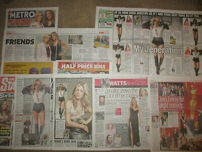 UK Jennifer Aniston Clippings • 2.99£