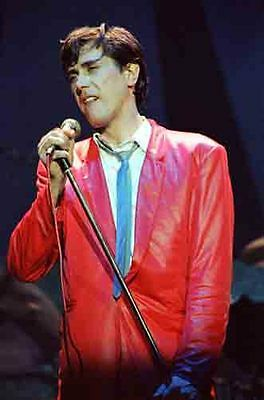 12 *8  Colour Concert Photo Of Bryan Ferry Of Roxy Music At Manchester In 1979 • 3.99£