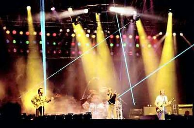 12 *8  Concert Photo Of The Who, Playing At Wembley In 1979 • 3.99£