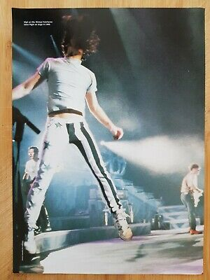 INXS MICHAEL HUTCHENCE Magazine Picture Cutting Poster App 22x30cm  • 2.99£