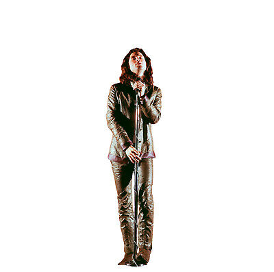 Jim Morrison The Doors Live In Concert Lifesize Cardboard Standup Standee Cutout • 31.42£