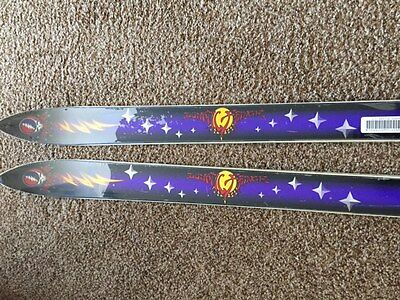 Grateful Dead Darkstar Skis - NEW • 722.30£