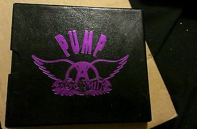 Pump By Aerosmith, Limited Edition, Great Condition, LEATHER Look, Unplayed • 39.36£