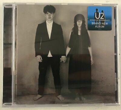 U2 SONGS OF EXPERIENCE - CD New And Sealed Free UK Postage • 2.39£