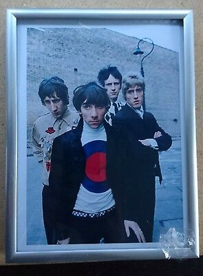 The Who Framed Print Memorabilia • 10£