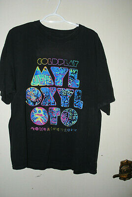 Coldplay 2012 California Tour T-shirt • 15.74£