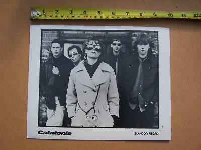 Catatonia     Promotional  Photo  Used Condition - Please Scroll Down • 5£