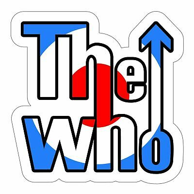 The Who Sticker • 2.78£