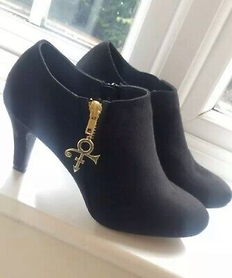 Prince High Heeled Ankle Boots Replica • 63£