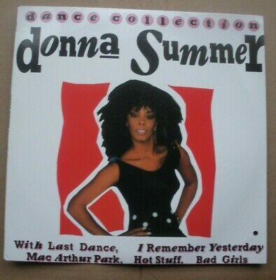 Donna Summer - Dance Collection - 2007 Australian Vinyl LP  • 27.99£
