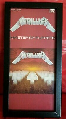 Metallica- Master Of Puppets  - Cd Longbox  No Cd • 26.26£