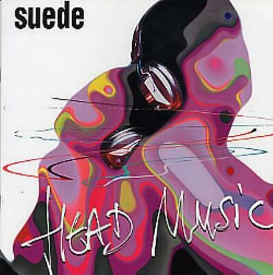 Suede Head Music Tour Programme UK TOUR PROGRAM 1999 • 9.99£
