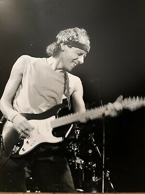 Dire Straits Original Photograph - Mark Knopfler By Rex Features Collection Only • 14.99£
