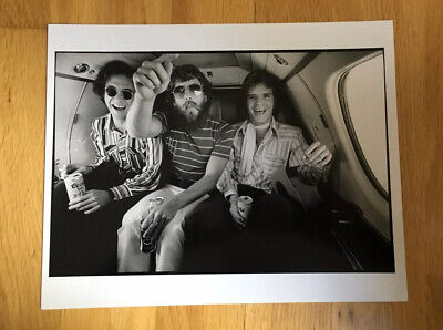 Creedence Clearwater Revival, 1971 - Original Print By Jim Marshall • 100£
