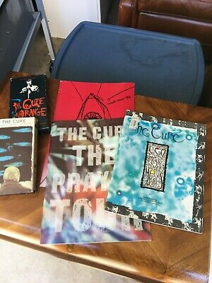 The Cure, Tour Books, Video And Book  Ten Imaginary Years  By The Cure • 38.84£