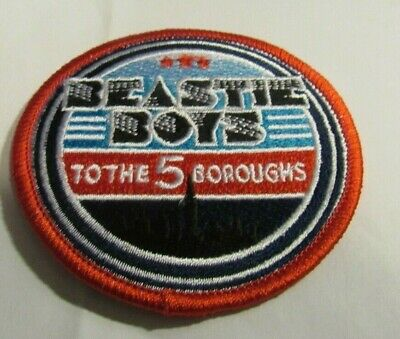 Beastie Boys  Patch New  Limited Production  Collectible  • 7.71£