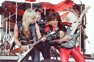 12 *8  Concert Photo Of Judas Priest Playing At Donington In 1980 • 3.99£
