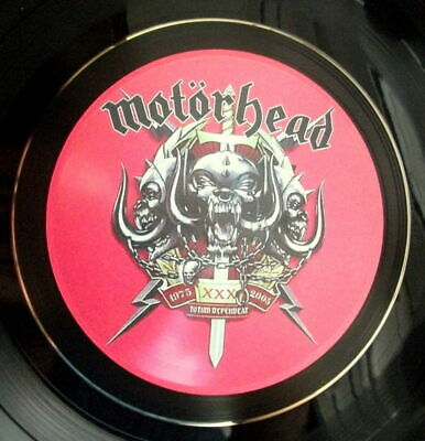 Motorhead  Hand Crafted  Vinyl Lp Retro Bowl  Quality,ideal Gift More Listed  • 12.99£