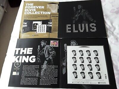 USA The Forever Elvis Collection • 25£