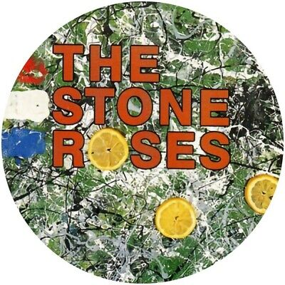 The Stone Roses  Self Titled Decal Vinyl Sticker 100mm  4  Buy 2 Get 1 Free • 2£