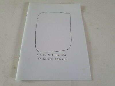 Courtney Barnett - A View To A Gig - Promo Booklet - Record Store Day 2014 • 9.99£