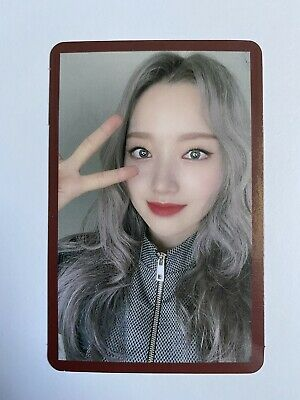 LOONA # MMT Gowon Photocard • 13£