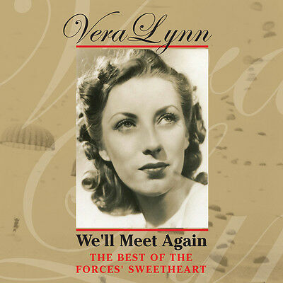 Vera Lynn - We'll Meet Again - The Best Of The Forces' Sweetheart CD • 2.99£