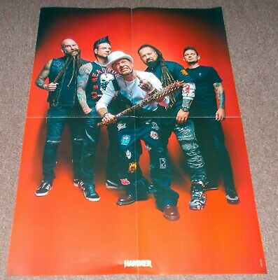 Five Finger Death Punch - Double Sided Colour Poster • 3.49£